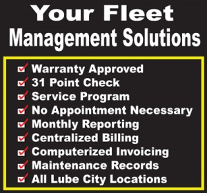 fleet maintenance programs alberta