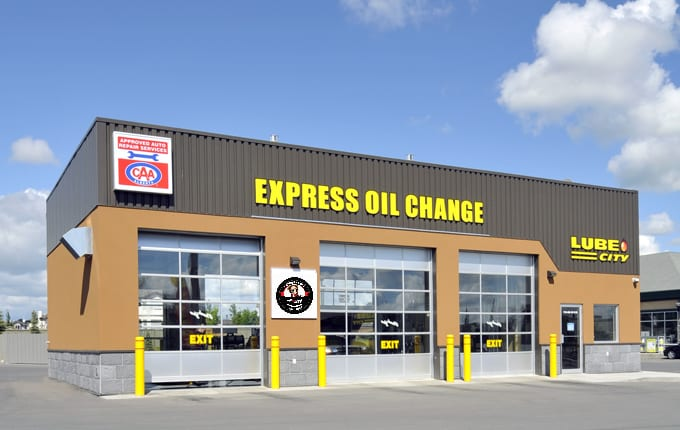 Airdrie Lubecity Express Oil Change