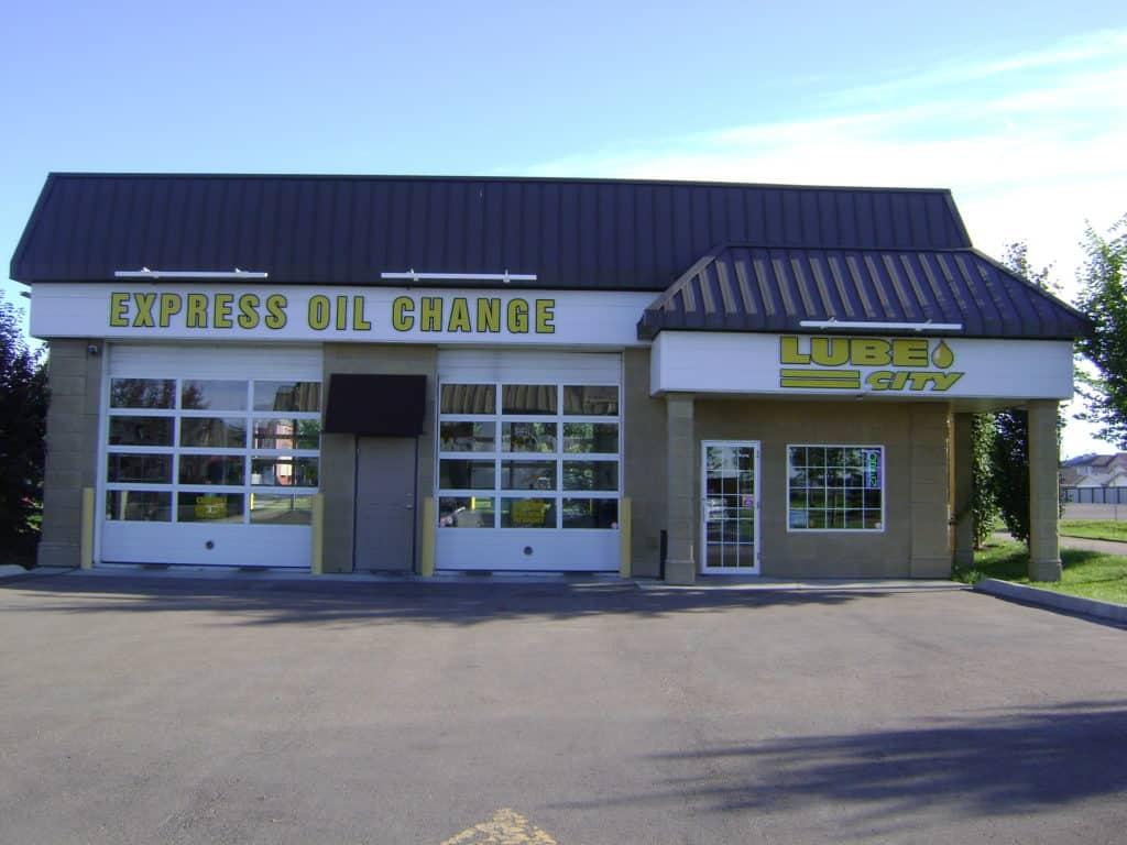 Lubecity Beaumont Express Oil Change