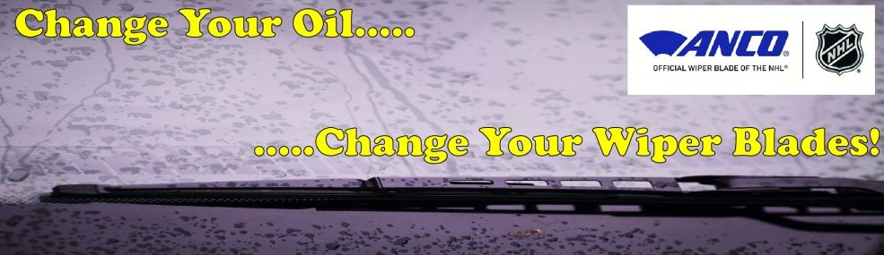Changing Your Wiper Blades to ensure you can see!!