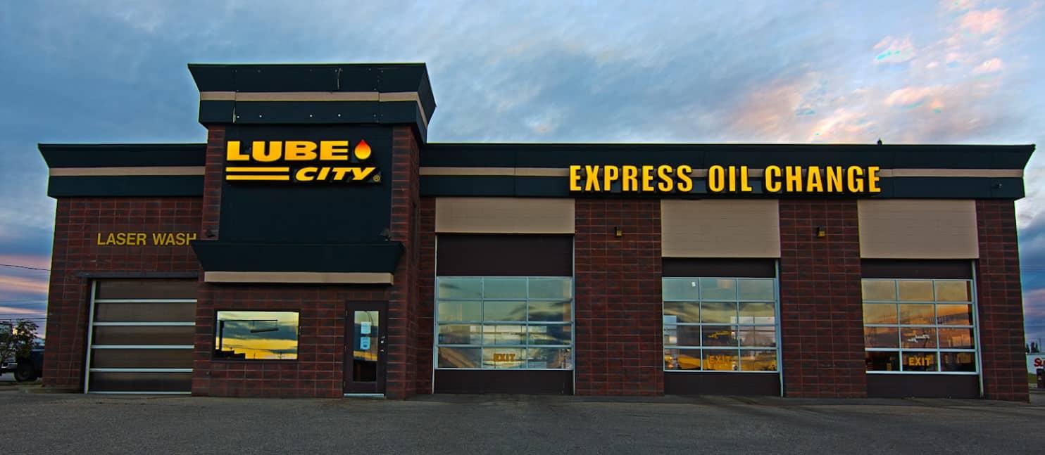 Lube City Featured Service Centre Location Albert