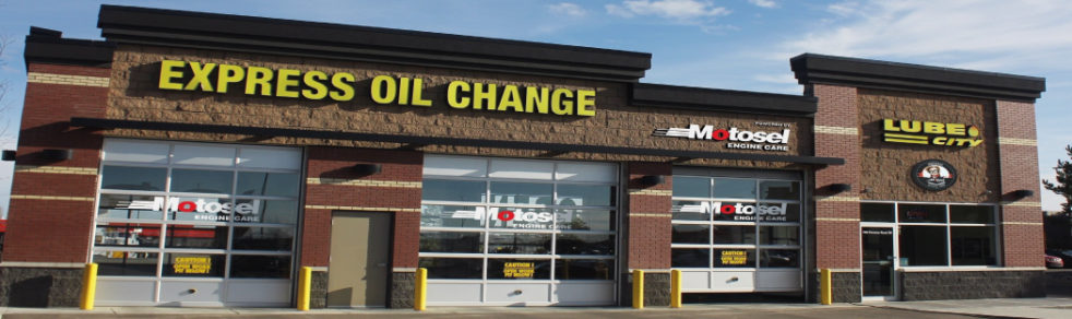 No Appointment Needed, Warranty Approved Oil Change Services Drive Thru