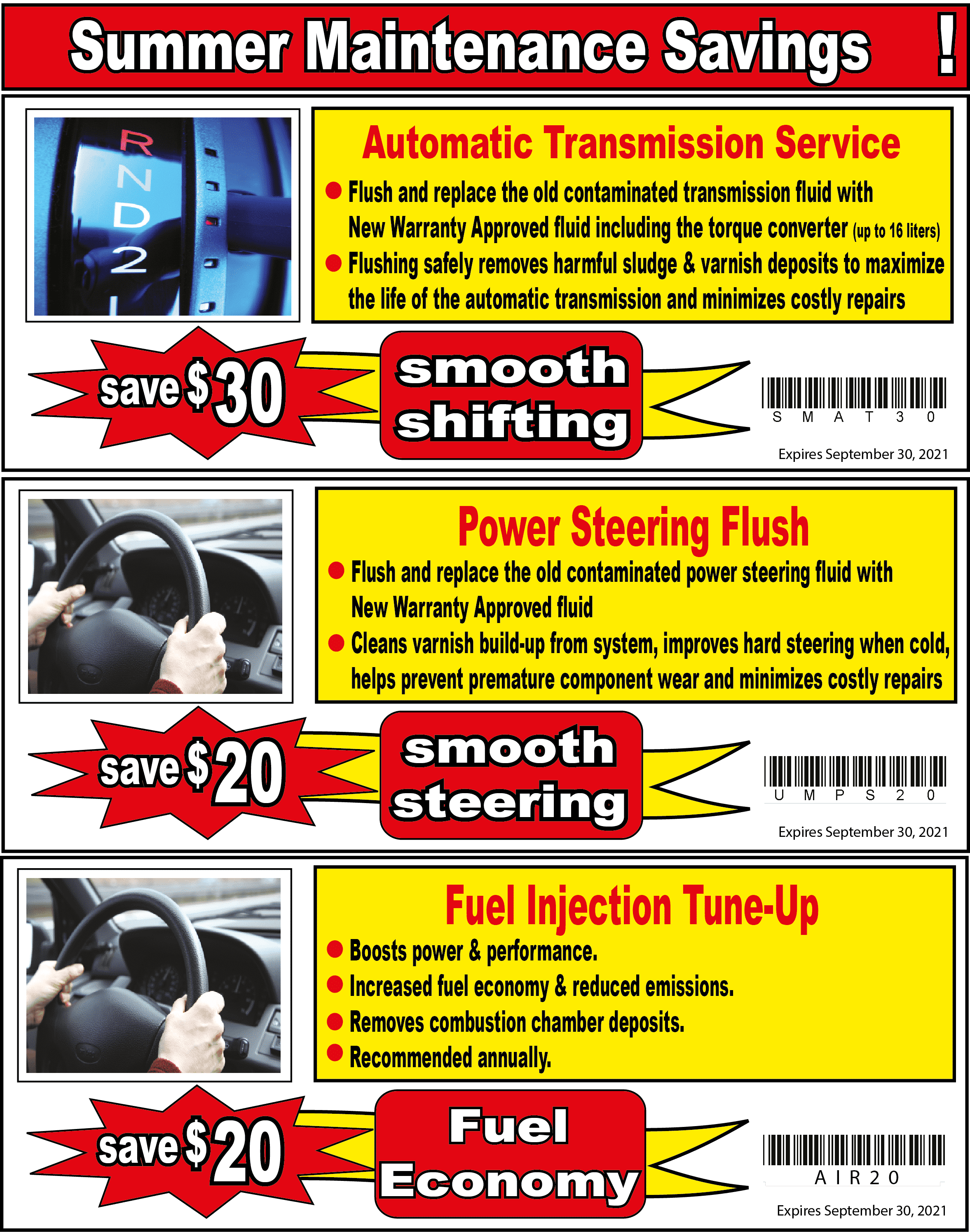 lube city express oil change monthly special
